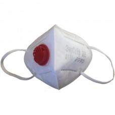 Маска респиратор медицинская c клапаном KN95 ЭИРСЕЙФ 305 NR FFP3  Цена дана при Отгрузке транспортными коробками-100 руб.